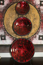 Brand New Balinese Hand Crafted Mosaic Plate  - 3 sizes available - Bali Mosaic