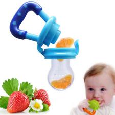 New Fresh Fruit Food Baby Dummy Pacifier Feeder Feeding Nibbles Weaning Teething