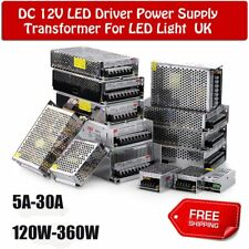 DC 180W 12V 15A  Driver Switching Power Supply Transformer for LED Strip CCTV #