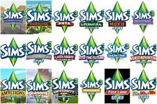 Sims 3 Expansions Stuff Packs Origin Keys