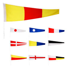 Naval Signal Flag for Marine Ship Nautical Maritime made from 100% Polyester