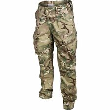 British Army Issue Surplus PCS MTP Multicam Military Combat Trousers Windproof