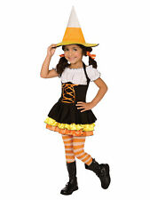Little Candy Corn Witch Toddler / Child Costume