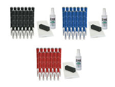 13 Lamkin Z5 Golf Grips - All Colors - Standard and Midsize (Grip Kit)
