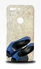 """FASHION HIGH HEELS 3 HARD CASE COVER FOR GOOGLE PIXEL (5.0"""")"""