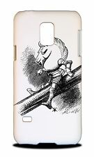 ALICE IN WONDERLAND ART #15 HARD CASE COVER FOR SAMSUNG GALAXY S5 MINI