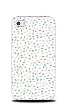 RAINBOW DOTS CIRCLE PATTERN 52 HARD CASE COVER FOR APPLE IPHONE 4 / 4S