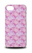 LOVE HEART VALENTINE PATTERN 4 HARD CASE COVER FOR APPLE IPHONE 8