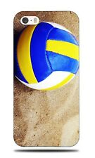 VOLLEYBALL BEACH SPORTS 1 HARD CASE COVER FOR APPLE IPHONE 5 / 5S / 5SE