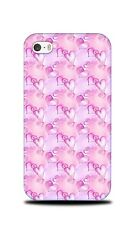LOVE HEART VALENTINE PATTERN 4 HARD CASE COVER FOR APPLE IPHONE 4 / 4S