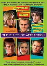 Rules Of Attraction - DVD - Ntsc - **BRAND NEW SEALED**