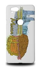 MECCA SAUDI ARABIA HARD CASE COVER FOR GOOGLE PIXEL 2