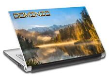 Foggy Lake Personalized LAPTOP Skin Decal Vinyl Sticker ANY NAME L570