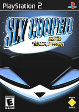 Sly Cooper and the Thievius Raccoonus Greatest Hits (Sony PlayStation 2, 2003)