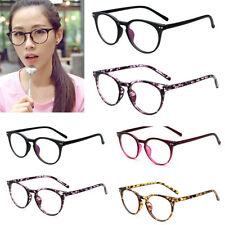 Unisex Vintage Retro Eye Glasses Anti Radiation Clear Lens Eyewear Women Men Hot