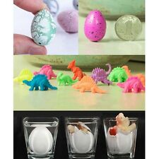 50X Magic Growing Egg Child Gift Add Water Hatching Dinosaur Inflatable Toy LD