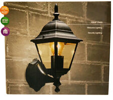 Outdoor Wall Lantern Florence Light Security 4 Sided Exterior Security Lighting