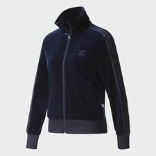 adidas Originals Women FIREBIRD TRACK JACKET Legend Ink- Size 6, 8, 10, 12 Or 14