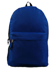 Wholesale Case 18 inch Padded Simple Backpack School Day pack Book Bag-LM192