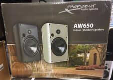 Proficient Audio Systems AW650 6.5-Inch Indoor/Outdoor Speakers ( Pair)