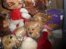YOU PICK HALLMARK ITTY BITTY PLUSH KISSING BEARS REINDEER RAINBOW BRITE YUM YUM