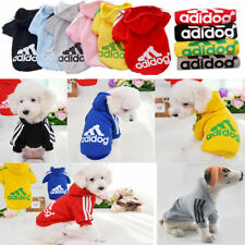 Soft Sweatshirt Adidog Sweater Clothing For Pet Dog Cat Puppy Size Small-X-Large