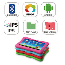 """Dragon Touch 7"""" Tablet Android Quad Core 8GB Dual Camera WiFi 1.2GHz Kids Gift"""