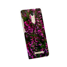 Purple Flower 3D Print Case Cover for iPhone (10) 8 Plus Samsung Galaxy Frugal