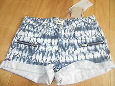 Isabel Marant for H&M girl denim shorts 11-12 y 152 cm BNWT designer