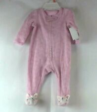 Small Wonders Girls Baby Infant Cat Kitty One Piece (Newborn, 0/3 MOS, 3/6 MOS)