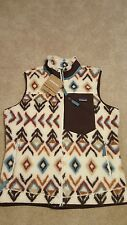 PATAGONIA $149 NWT Womens L or XL Classic Retro-X Vest  Natural Fern Authentic!