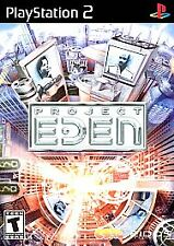 Project Eden (Sony PlayStation 2, 2001)
