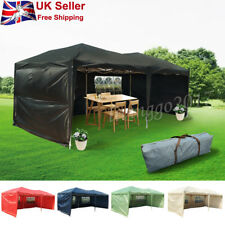 Panana 6x3mtr FULLY WATERPROOF Pop Up Gazebo with Sides and Bag