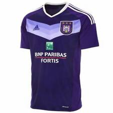 RSC Anderlecht soccer  The Belgian First Division Home jersey
