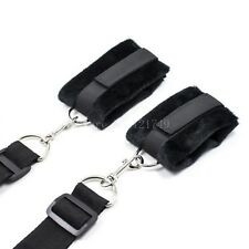 Fetish Straps Erotic Slave Handcuffs Ankle Cuffs Adult Fun Game Toys For Couple