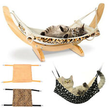 Fur Ferret Rest House Soft Cat Hammock Pets Supplies Bed Warm Hanging Cat Cage
