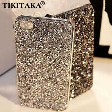 New Style Fashion 3D Hi-Q Luxury Bling Crystal Diamond Rhinestone Hard cover pre