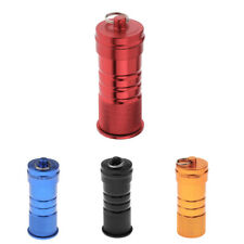 Waterproof Pill Box Case Drug Holder Container Capsule Seal Bottle Key Chain