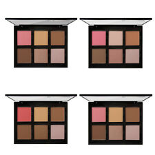 6 Colors Natural Blusher Powder Palette Face Contour Blush Concealer Makeup