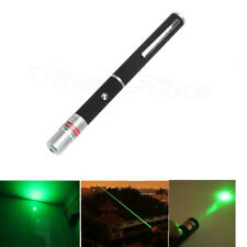 Powerful 5 Miles 1mW 405nm Red/Green/Purple Laser Pen Pointer Beam Light Laser