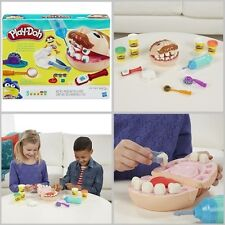 Play-Doh Doctor Drill 'n Fill Playset Dentist Pretend Play Modeling Clay Gift