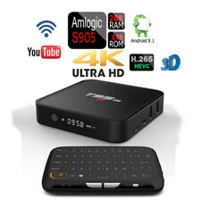 Quad-Core T95M 2GB Bluetooth Dual Wifi Android TV Box+Touchpad Wireless Keyboard