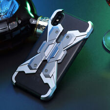KYLIN Hybrid Armor Shockproof Metal Aluminium Bumper Case For iPhone X 8 7 Plus