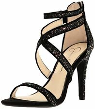 Jessica Simpson JS-ELLENIE2 Womens Ellenie Heeled Sandal- Choose SZ/Color.