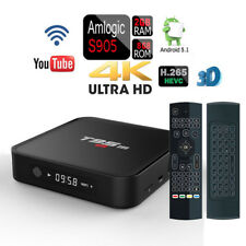 Quad-Core T95M 2GB Dual Wifi Bluetooth 1080p Android TV Box+Air Mouse Keyboard