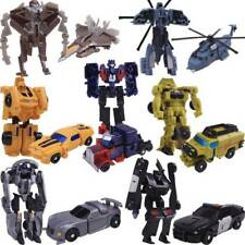 Transformers Action Figures Kids Toys Optimus Prime Ironhide Bumble Bee Robots 1