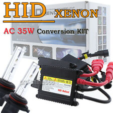 FIT FITD Edge Xenon HID Conversion Kit Light AC 35W H3 H4 H7 9005 H9006 H13 9007