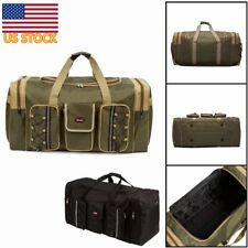 Travel Handbag Outdoor Luggage Large Casual Duffle Bag Overnight Gym Weekend Bag