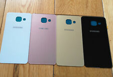 OEM Samsung Galaxy Rear Back Battery Cover With Adhesive 2016 A3 A5 A7 A9