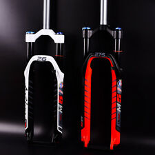 "26""/27.5"" Bike Fork MTB Mountain Bicycle Light Weight Air Suspension Forks 2018"